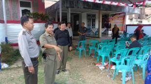 Temu Kader/Timses Calon Bupati No.3 Kabupaten Wonosobo di Kecamatan Selomerto