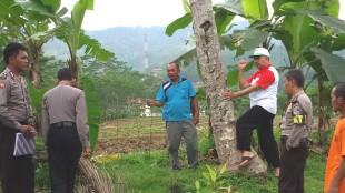 Kakek 75 tahun meninggal di bawah pohon kelapa