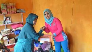 Peringati Hari Ibu, Gabungan Organisasi Wanita Wonosobo Datangi Rumah Singgah Rehabilitasi Jiwa