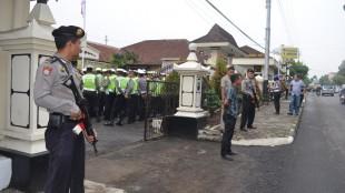 Bom Sarinah, Polres Wonosobo Siaga Satu