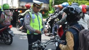 Jumlah Kecelakaan meningkat, Satlantas Polres Wonosobo Intensif gelar Razia di Jalan