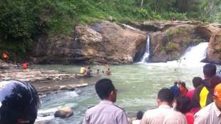 Lokasi tenggelam di Kedung Cangring