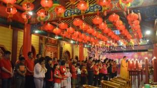Keramahan Perayaan Imlek Wonosobo
