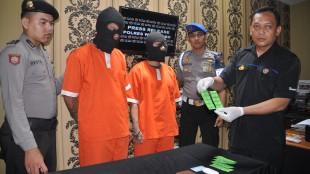 Miliki Psikotropika golongan IV, 2 pemuda ditangkap