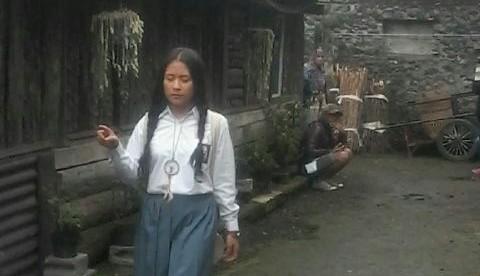 Artis Cantik Prili Latu Consina Gadis Dieng Wonosobo Ke Jakarta