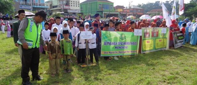 Festival Anak Soleh Indonesia 2016 di Wonosobo