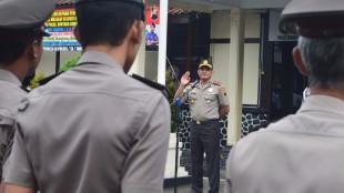 Commander Wish Kapolda Jateng