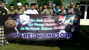 KBO Satbinmas bersama Para Pengasuh Pondok Pesantren