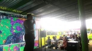 Bripka Bayu Handoko Aribowo, SH berpesan kepada cCAlon Kepala Desa dan pendukungnya agar hindari Kampnye Hitam