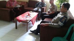 Kapolsek Wonosobo Patroli ke Desa Bomerto Wonosobo