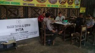 Koordinasi dan monitoring MTA Binaan Kalikajar