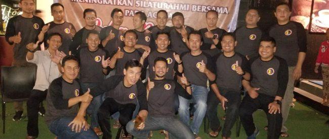 Alumni Dikmaba Polri angkatan 21 T.A. 2002 atau IKABA Polres Wonosobo