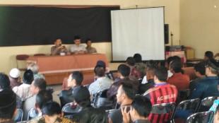 Polsek Wonosobo Laksanakan Pencerahan Penanggulangan Gangguan Kamtibmas
