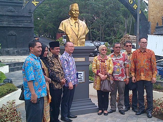 Peresmian Jalan Soeharto