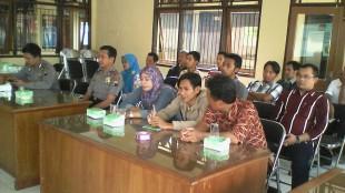 Rapat Pleno Terbuka (DPTb-1) Kecamatan Selomerto