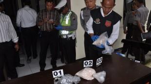 Polisi dalami penemuan dugaan bahan peledak di Sapuran