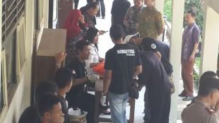 Operasi Penyalahgunaan Narkoba di SMK 1 Sukoharjo