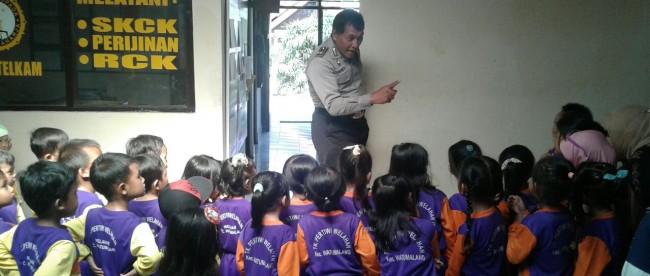 Wujudkan : Polsekku tempat Belajar