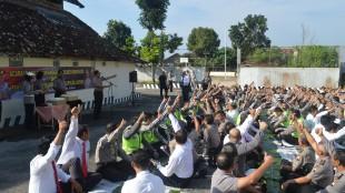 Kenduri Massal dan penyampaian Commander wish untuk persiapan pengamanan May Day