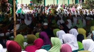 pekan sosial dan tahun baru Hijriyah di KpKarangluhur Kalianget