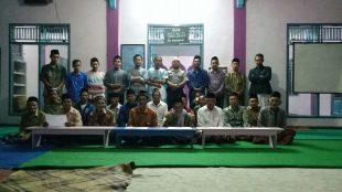 Pengucapan ikrar pemuda dan Takmis Masjid BAitut Taqwa Masjidnya tidakboleh untuk berkampanye